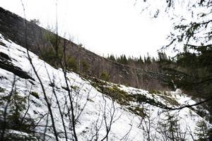 Banvallen vid Stora Helvetet är ett av de tre stora byggprojekt i länet som regeringen vill satsa på.