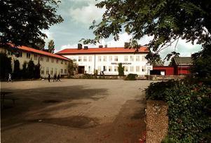 TAPPAR MARK. Ockelbo kommun, här Perslundaskolan, rasar rejält i en nyligen genomförd skolranking.