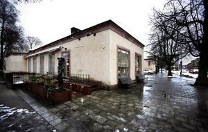 Stängd. Restaurang Amuse i Örebro läns museum har bommat igen.