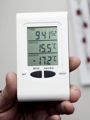 På Energimyndighetens hemsida går det att se hur snabbt olika hustyper blir utkylda