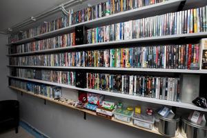 De har över 3000 3D-filmer att titta på.