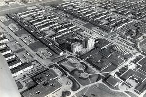 Bäckby i september 1979.