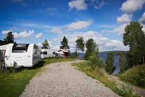 JK Villan AB vill stänga Orbadens camping och i stället bygga 18 hustomter på området, något som bara kan genomföras om detaljplanen ändras.