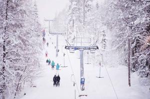 Sidsjöbacken i Sundsvall är en av sex slalombackar som ingår om man köper sportlovskortet på turistbyrån i Sundsvall.