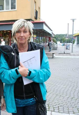 Carina Ferm Lindberg.