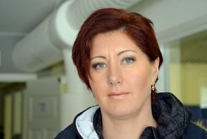 Larissa Karlsson, Borlänge Tennisklubb, är besviken på kommunens agerande.