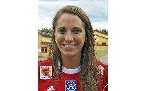 Kvarnsvedens matchvinnare Lisa Philbin. Foto: Sven-Erik Karlsson