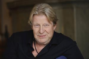 Rolf Lassgård spelar Karl Oskar i uppsättningen av Vilhelm Mobergs