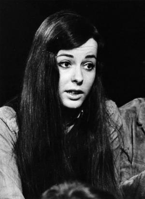 Åsa Morberg 1972. I en tv-debatt, strax innan hon skriver sin roman och lägger den i byrålådan. Först nu kommer boken ut,