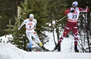 Martin Johansson, Mora, blev återigen snabbaste svensk i Ruka.