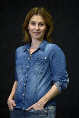 Helen Sjöholm spelar i Sundsvall med Anders Widmark.