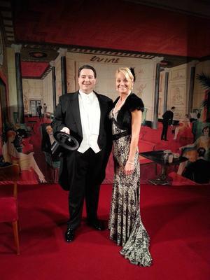 Mattias Enn och Carina E Nilsson.