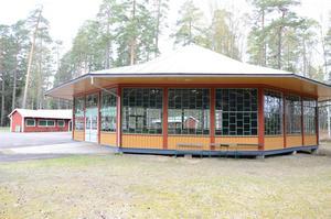 Krokbornsparken i Hällefors. Ett viktigt besöksmål i Örebro län, enligt Länsstyrelsen.