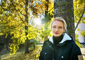 Frilansjournalisten Lina Norberg Juuso.