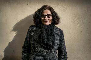 Ebba Witt-Brattström. Arkivbild.