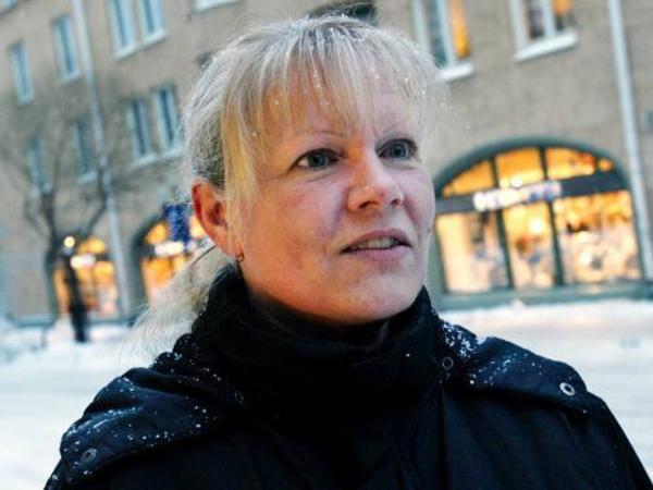Pia Swärd:– Ja och jag hoppas att jag ska bli miljonär men jag har vunnit 90 kronor som mest. Har en stående Lotto-rad. Törs inte släppa den och har jag inte spelat törs jag inte kolla. Fick den av en spåtant för 25 år sedan.