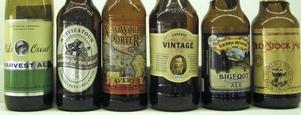 Ölnyheter. Sex nya öl lanseras i Systemets tillfälliga sortiment i augusti. Tre amerikanska smakrika finsmakarsmuttöl och en svensk ale hör till de godaste och mest spännande köpen.