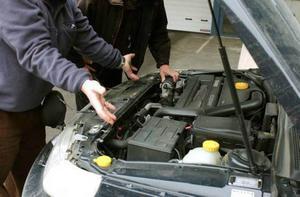 Se till att få bilen testad på en teststation innan köp.
