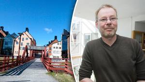 Anders Söderholm, rektor, Mittuniversitetet.