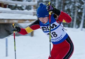 Anundsjös Maja Hagström segrade i D 15 när Sverigecupen avgjordes i Sollefteå.