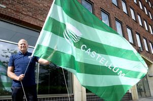 Norrporten flaggar om till Castellum. VD Jörgen Lundgren.