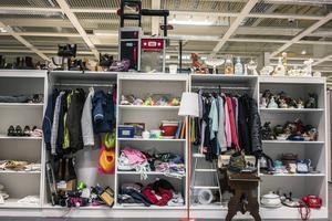 Shoppis öppnade 2016 och redan året därpå förstorades lokalen för att loppmarknaden skulle få plats med fler bås.