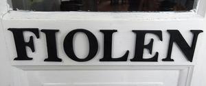 Förskolan Fiolen hittar vi i Öjevillan i Edsbyn.