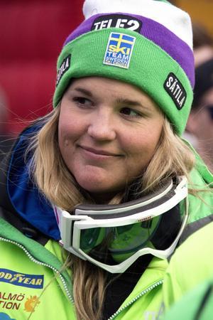 Anna Holmlund gick för guld, men lämnade Kreischberg efter att ha åkt ut i kvartsfinalen.
