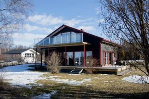 Huset på Orkanvägen på Alnö ligger på andra plats i listan.