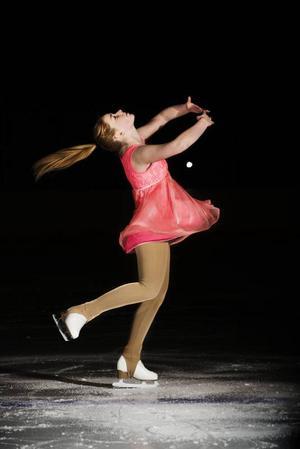 Ida Andersson, 15 år, ÖstersundDet roligaste är att hoppa.