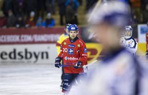 Mattias Andersson kommer inte spelar vidare i Edsbyns IF.