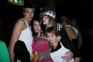 Konrad. Marcus, Nicole, Niclas och Ebba