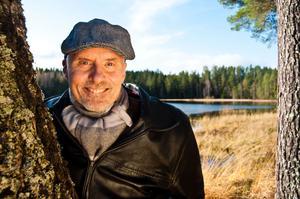 Göran Larsson är präst, psykoterapeut och författare till boken