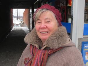 Eva Stenius, 75, pensionär, Mörkö:– Ekorre. Jag gillar ekorrar. I mitt föräldrahem i Skåne så tämjde min pappa en ekorre, han gav honom brödsmulor och annat smått.