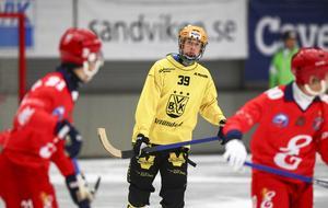 Martin Landström även han förra säsongen i Vetlanda.