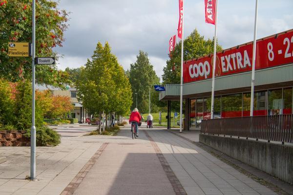 Coop Extra har varit i kontakt med polis om ärendet, innen de förra veckan vände sig till kommunalråd Marino Wallsten.