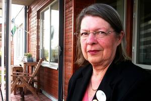 När 66-åriga Margareta Widell från Frösön blev ålderspensionär bestämde hon sig för att aktivt jobba politiskt. Hon valde Folkpartiet.