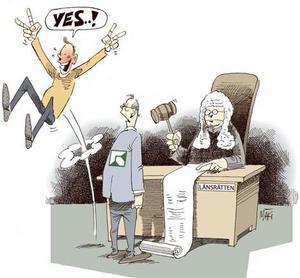 Ge inte upp! Mer än var fjärde länsbo som överklagar Försäkringskassans beslut får rätt i länsrätten.