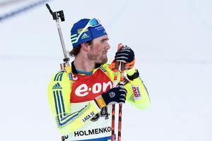 Rutinerade Fredrik Lindström kör fjärde sträckan för Sverige i världscuppremiären i Östersund.