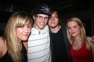 Konrad. Malin, Tom, Adam och Anna