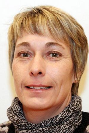 Anna-Lena Andersson, ordförande i socialnämnden.