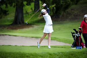 Bilden är en arkivbild från Norrporten Ladies Open 2012.