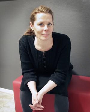 Desirée Kjellberg leder kvinnokampen i Gävle.