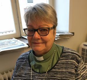 Diakonen Marianne Kronberg är kritisk till Migrationsverkets hantering av asylsökande.