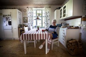 Köket är Birgittas favoritplats i huset.