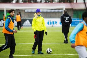 Hanna Eklund är lärare på Storsjögymnasiet och en av initiativtagarna till projektet.