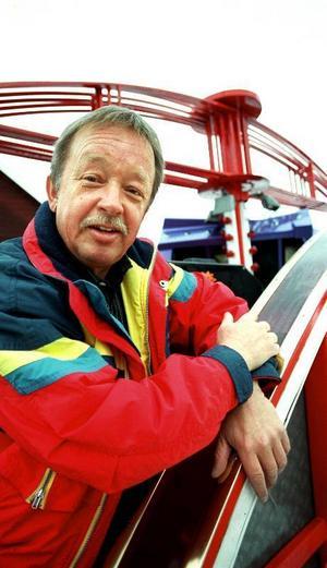 I slutet av april somnade Erik Andersson stilla in. Under 1970-talet var han en av länets mest omskrivna personer.Foto: Jan Andersson