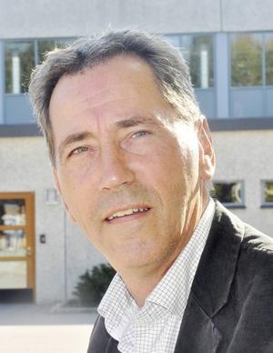 Henrik Hedqvist, utbildningschef på Tierps kommun.