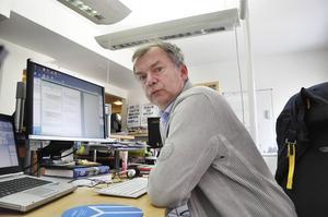 LT:s Lennart Öhd chattade med läsarna om nya sajten.