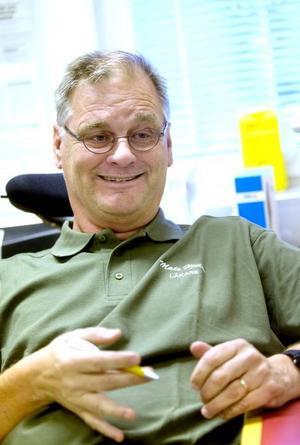 Högt rankad. Läkaren Mats Hjelm på Andersbergs vårdcentral får betyget sex av sju möjliga på sajten www.doktorsguiden.se.